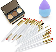 1 Eyebrow Powder Puff/Beauty Blender Makeup Brushes Dry Face Eyes Other China