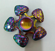 2017 Hot sales toy Colorful Dollar Pattern Hand Spinners Fidget Spinner Long time Brass Toy Gift Finger Gyro