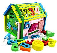 Costruzioni per il regalo Costruzioni Modellino e gioco di costruzione Casa Da 2 a 4 anni Da 5 a 7 anni Da 8 a 13 anni 14 Anni e oltre