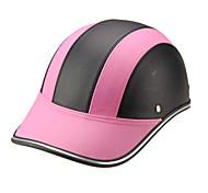 Casque de baseball Casque de sécurité casque de sécurité anti-UV rose noir