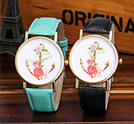 Ladies Fashion Quartz Watch Women Anchor Leather Casual Dress Women's Watch Reloje Mujer Montre Femme