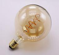 1pc 4w e27 мягкие светодиодные лампы накаливания vintage edison для украшения дома bar ac220-240v