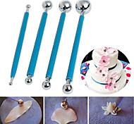 4 Stück Werkzeug verziert Kuchen Für Kuchen Für Süßigkeit Edelstahl Hochzeit Geburtstag Valentinstag