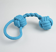 Dog Toy Pet Toys Chew Toy Rope Cotton Random Color