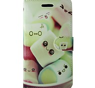 For Samsung Galaxy A5 2017 A3 2017 Case Cover Cotton Candy Body Cover with Card and Booth A3 2016 A5 2016 A3 A5