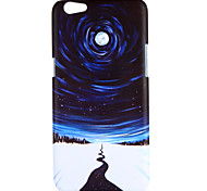For OPPO R9s R9s Plus Case Cover Pattern Back Cover Case Scenery Hard PC R9 R9 Plus
