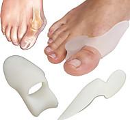 1pair ноги уход носок сепаратор большой палец нос кости буйон щит hallux valgus splink расширитель корректор протектор