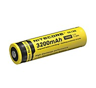 1PCS NITECORE NL1832 3200mAh 3.7V 11.8Wh 18650 Li-ion Rechargeable Battery