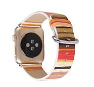 Vera pelle Cinturino sportivo Per Apple Orologio