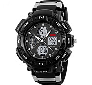 Men's LED Outdoor Sports Waterproof Electrons Watch