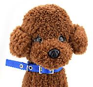 Fashion Foam Dog Collar Pet Supplies Christmas Accessories Cat Dog Harness Multiple Colour