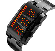 SKMEI® 1179 Men's Woman Smart Bracelet / SmartWatch /Trendy Waterproof Personality Creative LED Students Large Dial Watch 50 Meters Waterproof