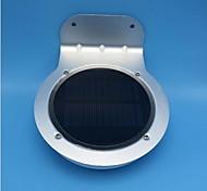 0.5W Cool White Human Body Sensor Outdoor Wall Light Solar Light 1Pcs