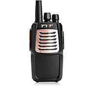 Tyt a8 7w rádio bidirecional uhf 400-520mhz walkie talkie sem fio handheld fm transceptor