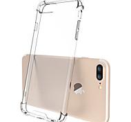 Apple iphone7 или iphone7 плюс мобильный телефон чехол all-inclusive борьба мягкая раковина двойная анти-капля против пожелтения