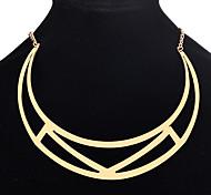 Жен. Ожерелья-бархатки Сплав Уникальный дизайн Бижутерия Для Для вечеринок Повседневные