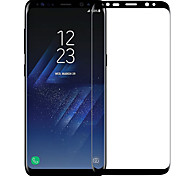 for Samsung Galaxy S8  Nillkin Fingerprint Shatterproof Border To Prevent Glare Touch Sensitive 3D AP Pro Full of Explosion-proof Membrane