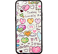 For OPPO R9s  R9s Plus Case Cover Pattern Back Cover Case Heart Hard PC R9 R9 Plus
