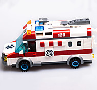 Educational Building Blocks Toys For Children Kids Gifts Cars Ambulance
