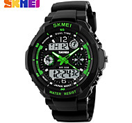 SKMEI Fashionable Multi-Function Outdoor Sports Waterproof  Electronic Watch