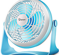 Mini USB Fan with adjustable angles and wind speed / quiet and powerful / stable and durable