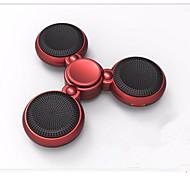 Wireless Hand Spinner Speaker 2.4G Bluetooth Fidget Spinner Outdoor LED Speaker Spinner