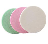 20 pcs Powder Puff/Beauty Blender Natural Sponges Round Powder Liquid Cream