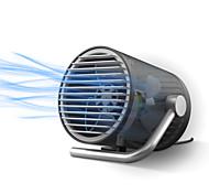 Kw-mf100 mini-plug mudo portátil 4 pulgadas usb ventilador con cable de 120 cm