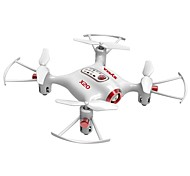 Syma X20 Pocket Drone 2.4Ghz Remote Control Mini RC Quadcopter with Altitude Hold and One Key Take-off / Landing Black