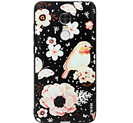 For Xiaomi Redmi Note 4 Case Cover Pattern Back Cover Case Cartoon Flower Animal Soft Silicone