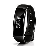 Smart bracelet ip67 водонепроницаемый кровяное давление сердечный ритм монитор шагомеры спортивный фитнес-трекер для android ios