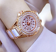 Жен. Нарядные часы Модные часы Наручные часы Часы-браслет Уникальный творческий часы Повседневные часы Имитационная Четырехугольник Часы