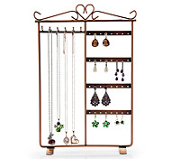 Jewelry Organizers Desktop Organizers Necklace Earring Display  Rack