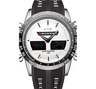 Муж. Спортивные часы Модные часы Наручные часы Уникальный творческий часы Повседневные часы Китайский Кварцевый Календарь Защита от влаги