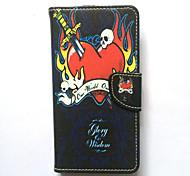 Étui pour samsung galaxy grand prime core housse de porte-couverture porte-cartes porte-monnaie porte-monnaie