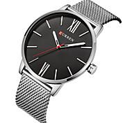 Муж. Спортивные часы Нарядные часы Часы со скелетом Смарт-часы Модные часы Наручные часы Китайский Кварцевый Ударопрочный Крупный