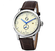 Men's Watch Dress Watch Elegant Style Quartz Wrist Watch Cool Watch Unique Watch Fashion Watch Clock