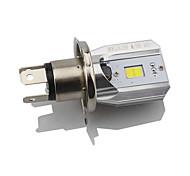 1pcs H4 LED Motorcycle Headlight Bulb Hi Lo Beam Driving DRL Lamp White 6000K DC12V-80V