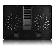 Регулируемая подставка Складной Другое для ноутбука Macbook Ноутбук Всё в одном Подставка с охлаждающим вентилятором Металл