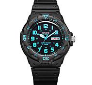 Casio Homens Relógio Esportivo Relógio de Moda Relógio Casual Relogio digital Japanês Quartzo Calendário Impermeável Mostrador Grande