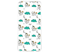 Case for Samsung Galaxy S8 Plus S8 Pattern Back Cover Animal Soft TPU S7 Edge S7