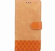 Для iphone 7 7 плюс чехол чехол карты держатель кошелек с подставкой флип полный корпус случае геометрический узор твердая кожа pu для