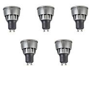 5W LED Spot Lampen 1 COB 550 lm Warmes Weiß Kühles Weiß Abblendbar V 5 Stück