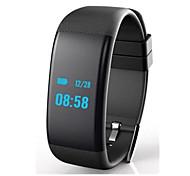 Смарт-браслет Защита от влаги Длительное время ожидания Педометры Спорт Пульсомер Регистрация дистанции Информация Анти-потерянный GPS