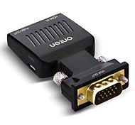 HDMI 1.4 Адаптер, HDMI 1.4 to VGA Адаптер Male - Female