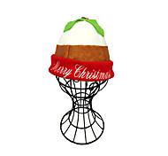Рождественские шляпы вышивка высокое качество рождественские украшения вечерние шляпы новогодний подарок