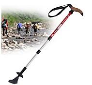 4 Треккинговые палки Нордические трости Многофункциональные походные палки Трекинговые палки Аксессуары 110cm (43 дюйма)Демпфирование