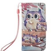 Чехол для Apple ipod touch 5 touch 6 чехол для карточек с чехлом для карточек с подставкой с флип-патчем полный чехол для тела сова