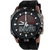 Муж. Спортивные часы Нарядные часы Смарт-часы Модные часы Наручные часы Уникальный творческий часы Китайский Цифровой Солнечная энергия