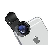 Aszune m60 объектив мобильного телефона 2x длинная фокусная линза алюминиевого сплава стекла 60 мм для мобильного телефона android iphone